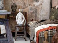 V Paříži se otevřelo studio sochaře Giacomettiho, v drobné místnosti pracoval 40 roků