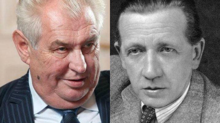 Pokud byl Peroutka fascinován Hitlerem, pak to samé platí i o Čapkovi, říká autor jeho životopisu