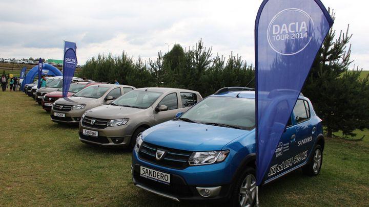 Zájem o nová auta v Evropě roste, těží z toho Škoda i Dacia