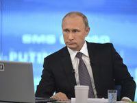 Ničte potraviny a zboží dovážené ze Západu, nařídil Putin