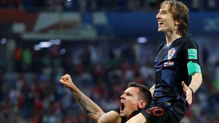 Chorvati mají hráče turnaje, říká Čech. Ve finále podle něj rozhodne psychika