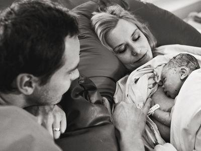 Focení porodů je pro mě adrenalin, pokaždé se při tom rozpláču, říká fotografka