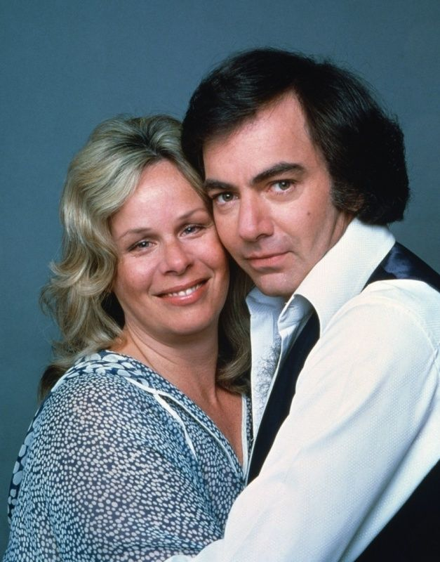 Neil Diamond a Marcia Murphey
