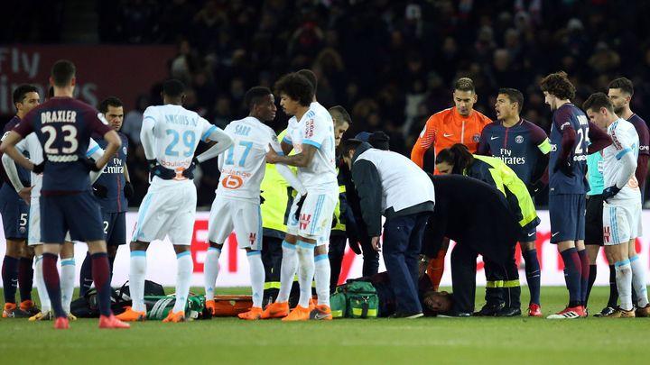 PSG porazil Marseille, jenže přišel o Neymara. Brazilská hvězda si poranila kotník