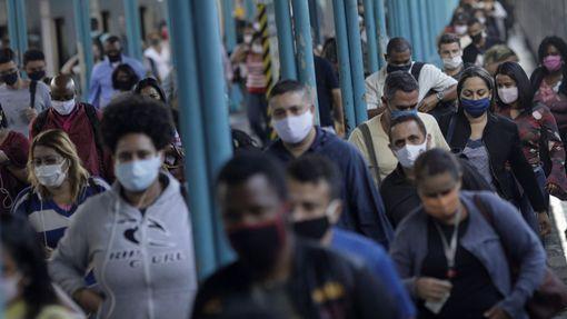 Koronavirus v Riu de Janeiro
