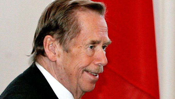 Ex-president Václav Havel finds ODS without Klaus more acceptable.