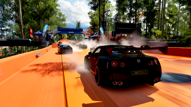 Forza Horizon 3: Hot Wheels.
