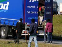 Na Tachovsku zastavili maďarský kamion s 80 uprchlíky