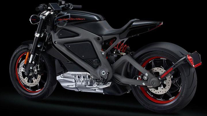 Na sraz Harley-Davidson má přijet i koncept elektromotorky