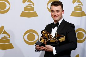 Grammy ovládl Sam Smith, album roku má Beck