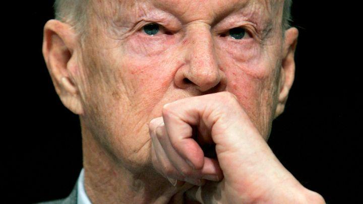Zemřel Zbigniew Brzezinski. Poradce prezidenta USA Cartera, který prosazoval tvrdost vůči komunismu