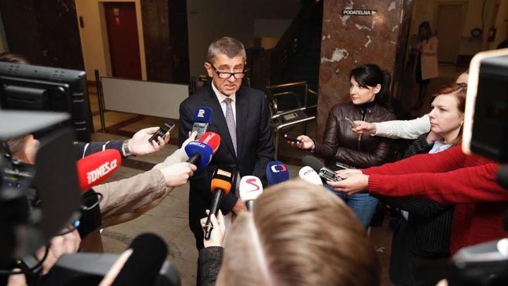 Živě: Rezignace Valachové je jen další nátlak, důvod k odstoupení ale nevidím, tvrdí Babiš