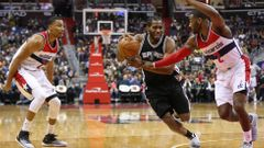 NBA: Washington - San Antonio