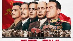 Plakát k filmu The Death of Stalin