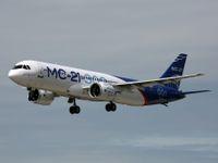 Ruská konkurence Boeingu a Airbusu. Nový dopravní letoun má za sebou první let
