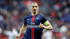 Zlatan Ibrahimovic v Ligue 1 2016