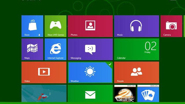 Windows 8 beta