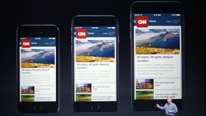V softwaru pro iPhony a iPady je prý závada umožňující útoky