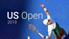 US Open 2019 cover
