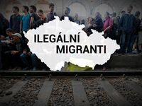 Grafika: Loni přibylo případů převaděčství. Kudy jezdí uprchlíci přes území Česka