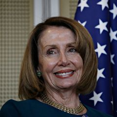 nancy pelosi, žena