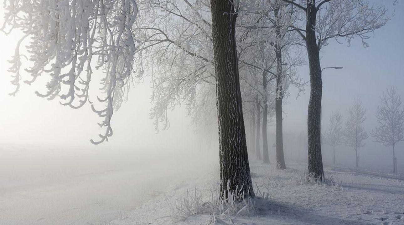 Teploty v noci klesly hluboko pod nulu, na Kvildě naměřili -31 stupňů. Mrznout má dál