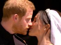 Políbíme se? Ano. Co si říkali Harry a Meghan při svatebním obřadu