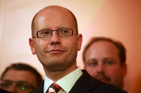 Sobotka promises to defend welfare state if elected
