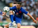Slavia si Ligu mistrů nezahraje. V Kyjevě i kvůli hrubým chybám sudího prohrála 0:2