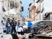 Silné zemětřesení v Itálii. Město neexistuje, teď musíme zachránit lidi, řekl starosta