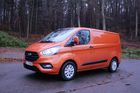 Ford Transit Custom 2017