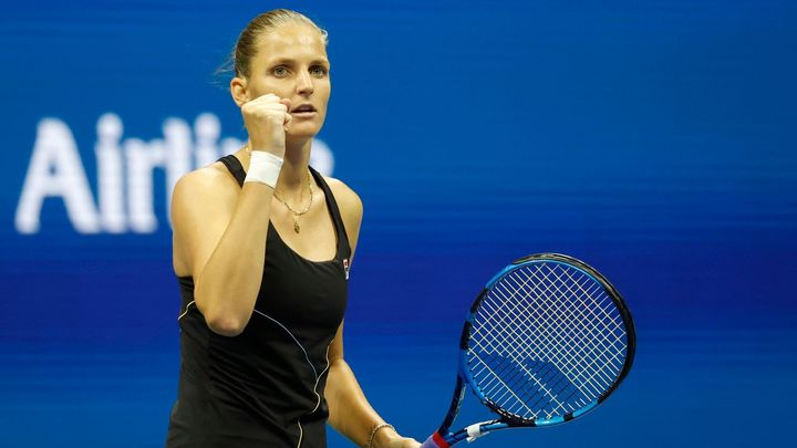 """""""Těším se na zážitky z Mexika."""" Plíšková je druhou Českou na Turnaji mistryň; Zdroj foto: Reuters"""