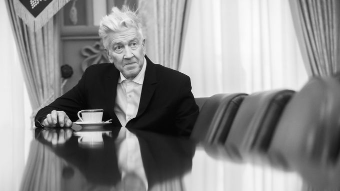 David Lynch na Ukrajině, 2017.