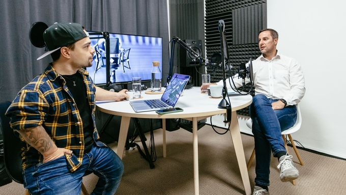 Michal Šmíd - Amazon, podcast Pracovna
