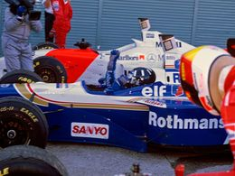 Formule 1, GP Japonska 1996: Damon Hill, Williams