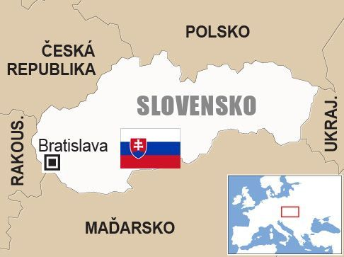 Výsledek obrázku pro slovensko mapa