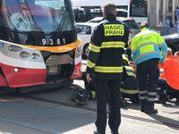 V Bělohorské ulici v Praze 6 srazila tramvaj ženu, vážným zraněním podlehla