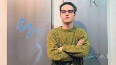 Cenu kritiky za mladou malbu získal Filip Dvořák. Jeho polystyrenové desky parafrázují baroko