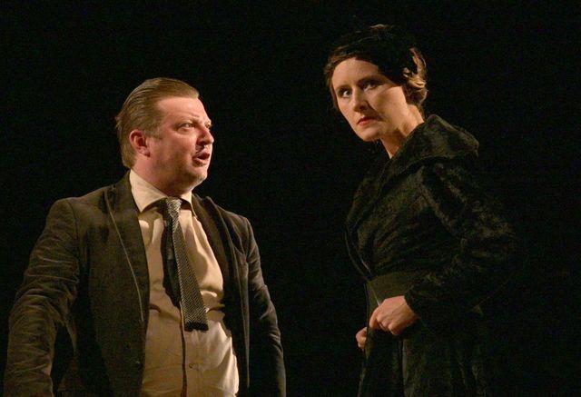 Michal Isteník a Ivana Krmíčková v 39 stupních.