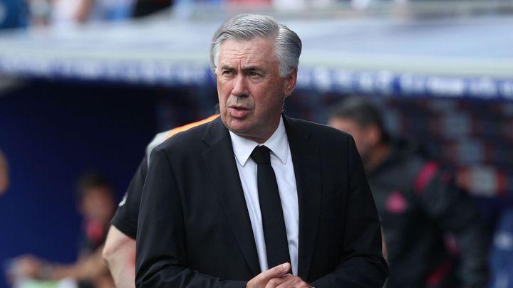 Náš nejhorší zápas, zasloužili jsme si prohrát, řekl Ancelotti po Espaňolu; Zdroj foto: Reuters