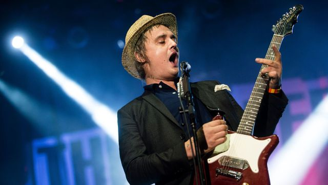 Pete Doherty (The Libertines)