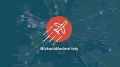 fd8e5469c0 Mapa nízkonákladových aerolinek  Kam se dá doletět za pár korun a kde  číhají pasti