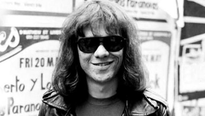 Tommy Ramone.