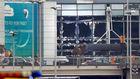 Letiště v Bruselu po výbuších