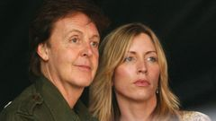 Paul McCartney a Heather Millsová