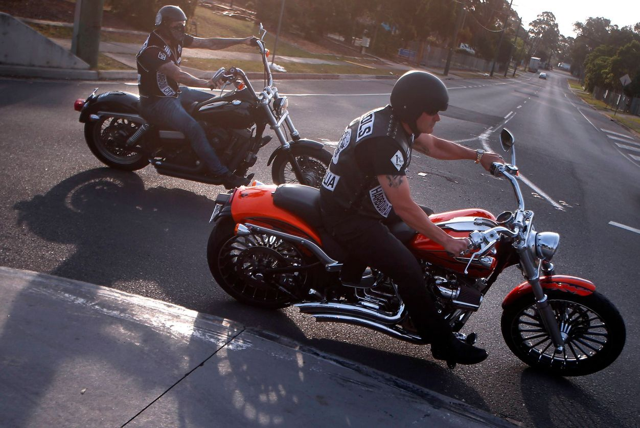outlaw motorcycle gangs in australia received Australia's outlaw motorcycle gangs used to have a code by which they prosecuted their bloody turf wars and this is not the first time gang-related violence has.
