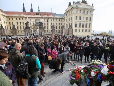Online: Oslavy v nejnapjatější atmosféře za poslední dobu. Česko si připomíná 28. říjen