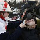 Žena z Majdanu: Lidé se bojí víc policie než zločinců