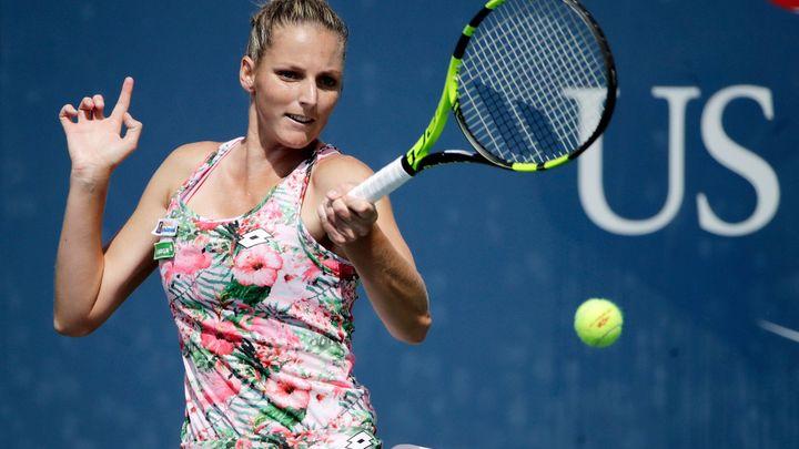 Kristýna Plíšková prohrála v Acapulcu s hráčkou třetí stovky žebříčku, Nadal se odhlásil