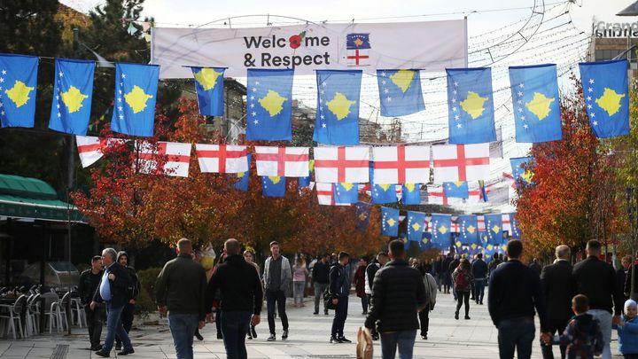 Odpovím, až řeknete Kosovo. Ve Španělsku plály emoce, hosty rozohnila i malá písmena
